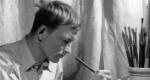 Kondor Béla festőművész, 1957 (MTI Fotó)