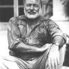 Ernest Hemingway (Fotó: goodreads.com)