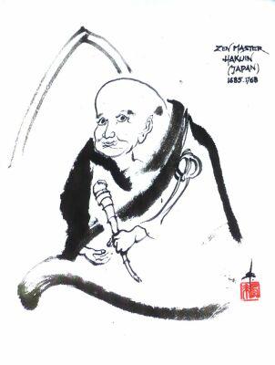 Hakuin mester