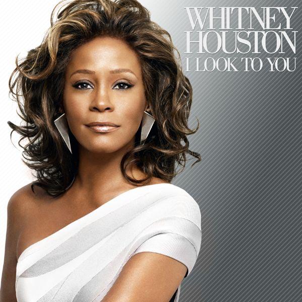 Whitney Houston (I look to you album cover)