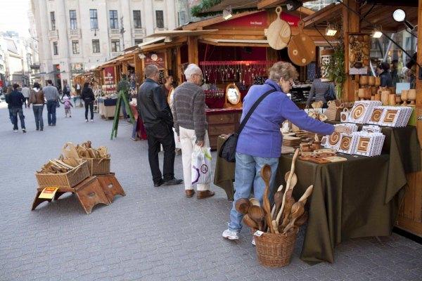 Tavaszi Vásár (Fotó: Eberling András)