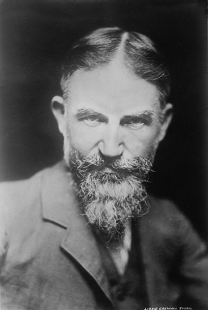 G.B. Shaw, 1900 (Forrás: Wikipédia)