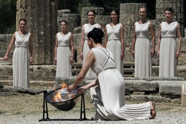 Az olimpiai láng kalandos útjai - Cultura.hu
