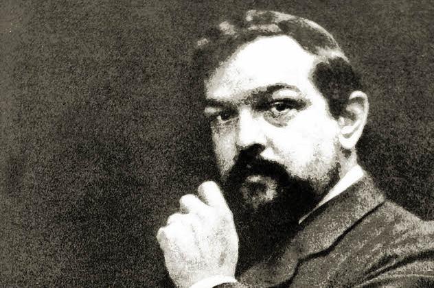 Debussy műve Frédéric Chaslin zongorakíséretével
