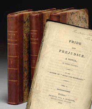 Jane Austen, Büszkeség és balítélet, 1813