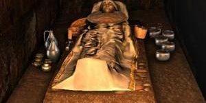 etruszk múmia 3D (Fotó: Corriere della Sera)