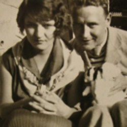 F. Scott Fitzgerald, Zelda Fitzgerald (Forrás: Biography.com)