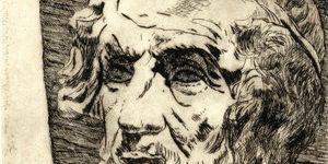 Ernst Marow: Homeros (Forrás: Wikipédia)