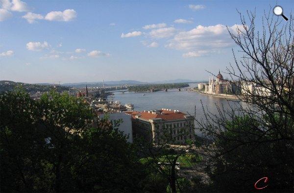 Budapest, Duna, Margit híd (fotó: Cultura)
