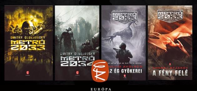 Dmitry Glukhovsky: Metro