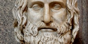 Euripidész (fotó: Wikipédia)