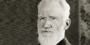 George Bernard Shaw, 1936