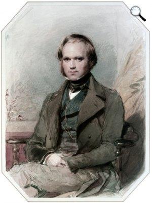 Charles Darwin, 1830 (fotó: Wikipédia)