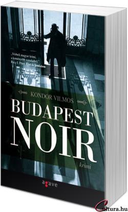 Kondor Vilmos: Budapest noir (fotó:Cultura)