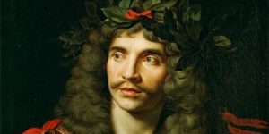 Nicolas Mignard: Molière, 1658 (fotó: Wikimédia)