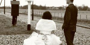 pár, szerelem, nászút
