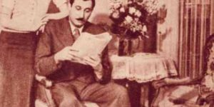 Székely István és Ágai Irén, 1934 (fotó: Színészkönyvtár.hu)