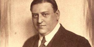 Heltai Jenő, 1910 körül (OSZK)
