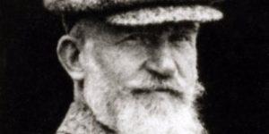 George Bernard Shaw (Fotó: Wikimédia)