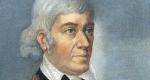 Gróf Széchényi Ferenc - Az OSZK alapítója 1802 (Fotó: OSZK)