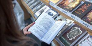 Budapesti Nemzetközi Könyvfesztivál (Fotó: Marjai János)
