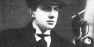 Vlagyimir Majakovszkij (Fotó: Wikipédia)
