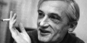 Pilinszky János (Fotó: Új Forrás)