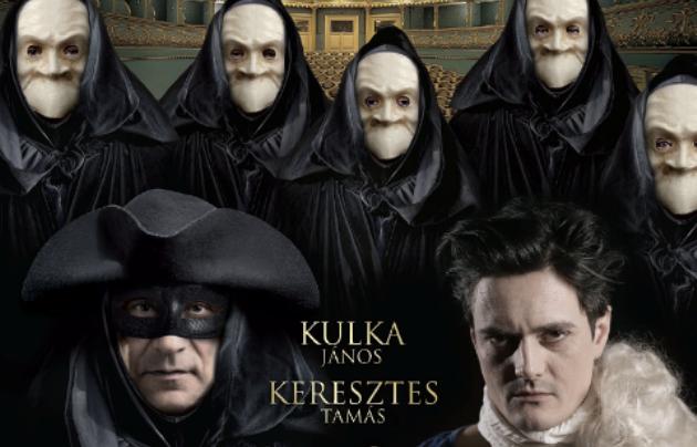 Amadeus, Kulka János, Keresztes Tamás