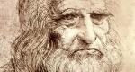 Leonardo da Vinci: Önarckép, 1512 (Fotó: Wikimédia)