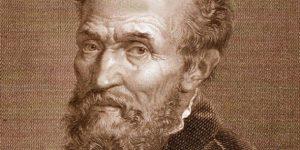 Michelangelo Buonarroti (Fotó: biografieonline.it)