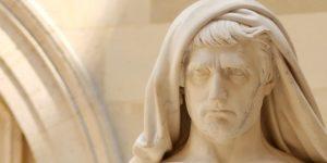Marcus Porcius Cato Minor, Louvre (Fotó: Wikimédia)