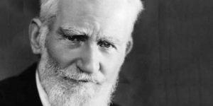 George Bernard Shaw (Fotó: Biblio.com)