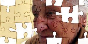 Idős ember, Alzheimer-kór, demencia, feledékenység