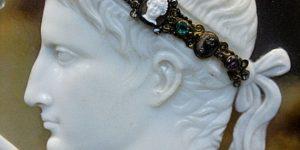 Augustus római császár Cameo (Fotó: Wikipédia)