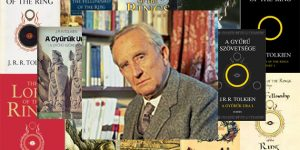 J.R.R. Tolkien: The Lord of the Rings 1. (A gyűrűk ura 1.) - borítók (Fotó: Amazon.com/Cultura)