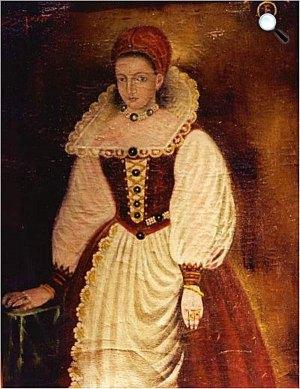 Báthory Erzsébet (Fotó: Wikipédia)