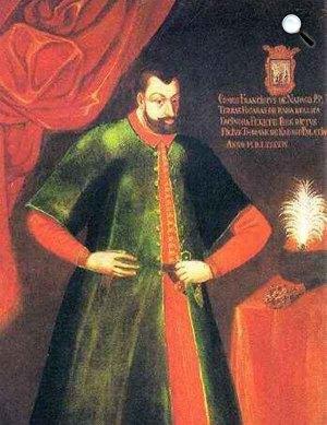 Nádasy Ferenc magyar főnemes, hadvezér (Fotó: Wikipédaia)