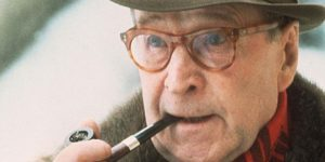 Georges Simenon (Fotó: Babelio.com)