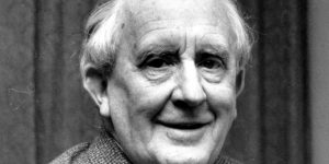 J.R.R. Tolkien, 1967  (Forrás: tolkien.co.uk)