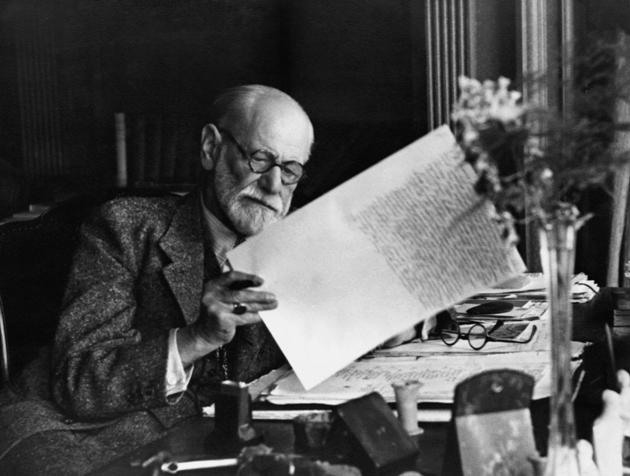 Sigmund Freud (Fotó: Wikipédia)