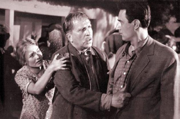 Isten őszi csillaga, Törőcsik Mari, Páger Antal és Avar István, 1963  (Fotó: filmkultura.hu)