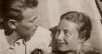 Radnóti Miklós és Gyarmati Fanni, 1943 (Fotó: Beck Judit)