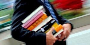 könyvek, Frankfurti Könyvvásár (Fotó:  Frankfurter Buchmesse/Alexander Heiman)