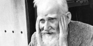 George Bernard Shaw (Fotó: Wikipédia)