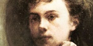 Henri Fantin-Latour: Asztalsarok, részlet, 1872, Arthur Rimbaud (Fotó: Musée dOrsay/Wikipédia)