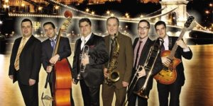Jazz Steps Band, Budapest Swing