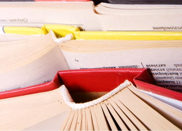 Könyvek (Fotó: Stockvault)