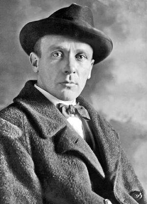 Mihail Bulgakov (Fotó: Bulgakov Museum)