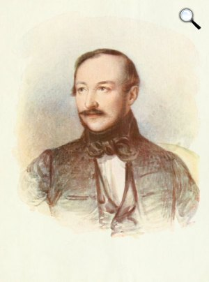 Barabás Miklós: Vörösmarty Mihály (Fotó: OSZK)