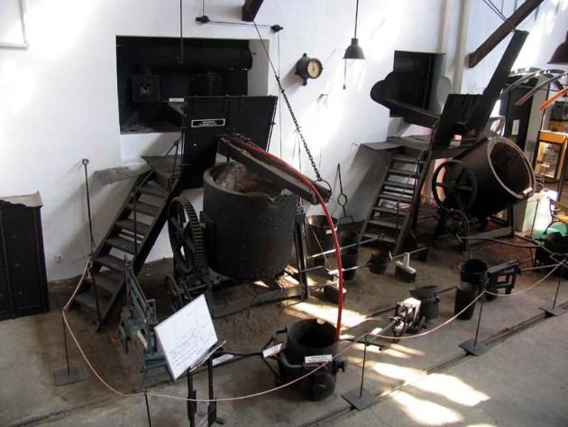 Ganz Ábrahám Öntödei Múzeum